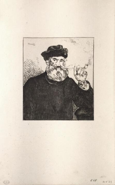 Édouard Manet, 'Le Fumeur', 1866