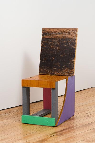 Chris Johanson, 'Chair', 2013