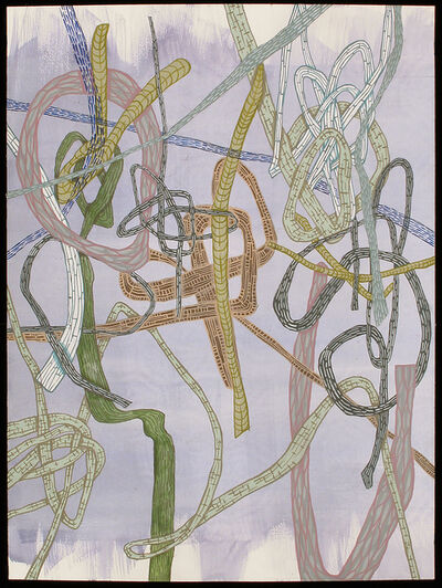 Laura Sharp Wilson, 'Desert Knot Pattern', 2014