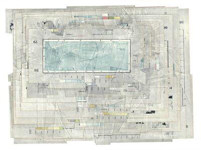 Gerhard Marx, 'Depths in Feet (Ripple)', 2015