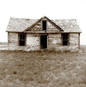 Jules Frazier, 'Broken House', 2009
