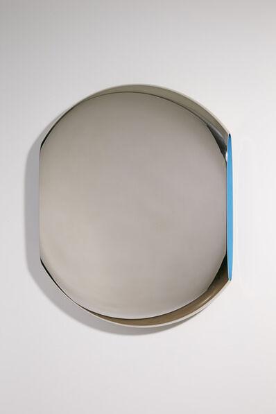 Fredrikson Stallard, 'Mirror 'Pantheon' Cerulian Blue', 2011
