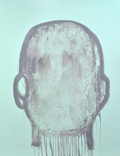 Hélène Cenedese, 'Head painting #35'
