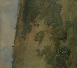 William Lathrop, 'Hillside Patterns', ca. 1890s