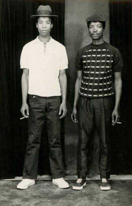 Z.J.S. Ndimande, 'Untitled', April 7-1973