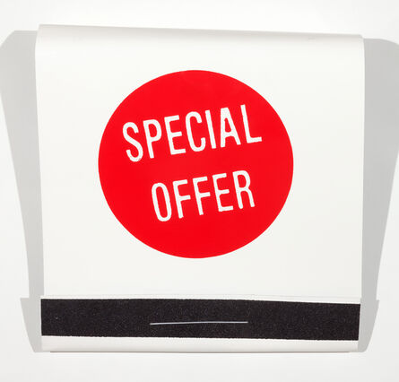 Skylar Fein, 'Special Offer', 2016