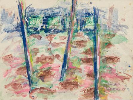 Carolee Schneemann, 'Video Rocks', 1987