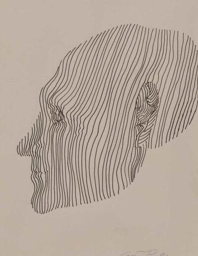 Art Paul, 'Head Study 2'