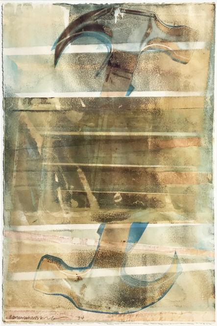 Robert Rauschenberg, 'Bang-Bang (Waterworks) ', 1994
