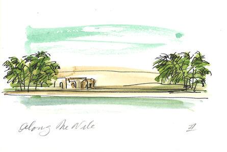 Joyce Rezendes, 'Along the Nile, Postcard 4', 2007