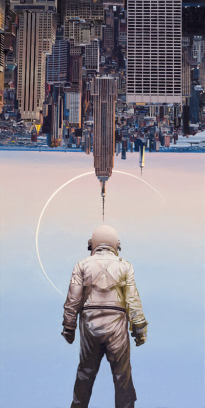 Scott Listfield, 'The Wrong Way Up', 2020