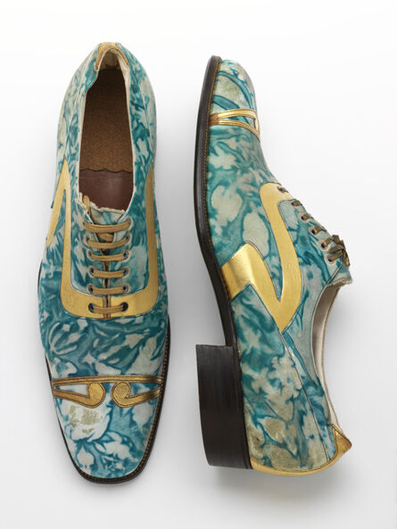 'Mens' shoes', 1925
