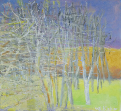 Wolf Kahn, 'Early Summer Painting', 2008