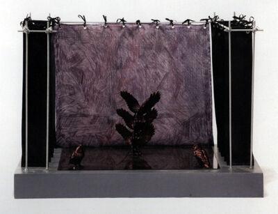 Jan Fabre, 'Adelaarsboom (Silent Screams, Difficult Dreams)', 1992
