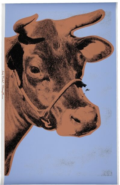 Andy Warhol, 'Cow (F. & S. II.11A)', 1971