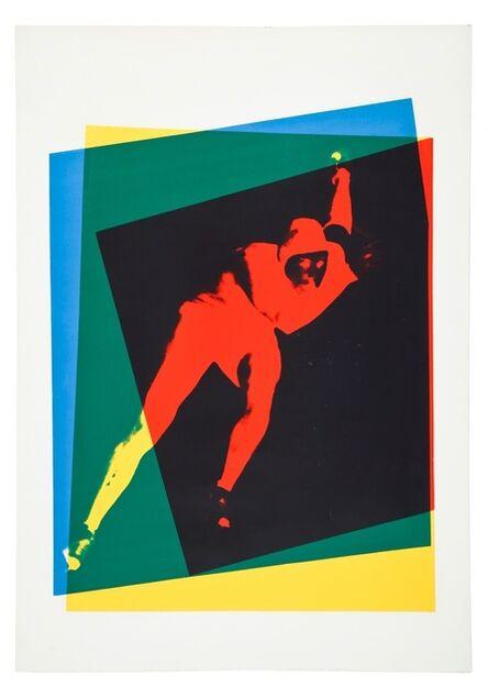 Andy Warhol, 'Speed Skater (see. Feldmann & Schellmann II.303)', 1983