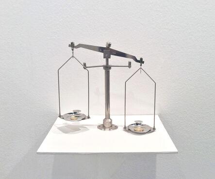 Mariana Murcia, 'Un nuevo peso', 2015