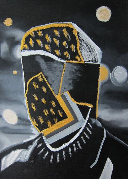 Ubay Murillo, 'Portrait', 2018