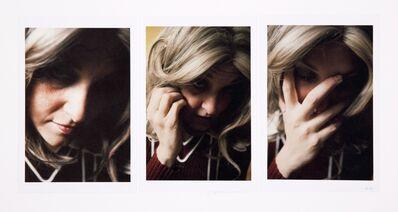 Lynn Hershman Leeson, '(S)mug Shot, No. 3', 1974-2007