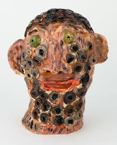 Nubia Ortega, 'Untitled (Head #3)', 2018