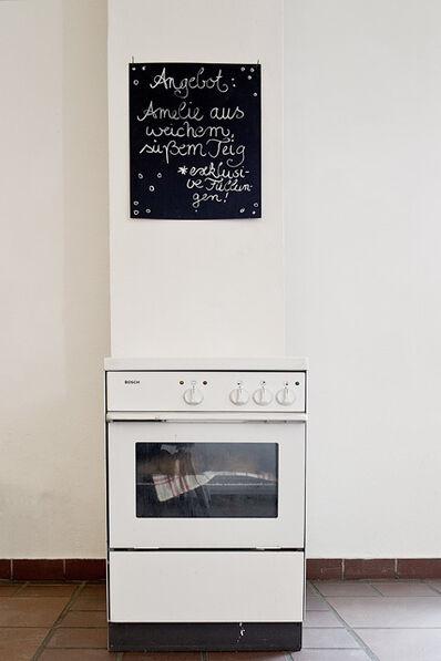 Amelie Jakubek, 'The hard core – Amelie out of soft, sweet dough', 2012