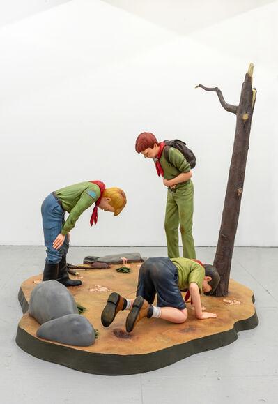 Tony Matelli, 'Lost and Sick', 1996