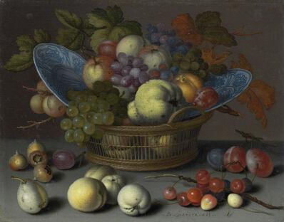 Balthasar van der Ast, 'Basket of Fruits', ca. 1622
