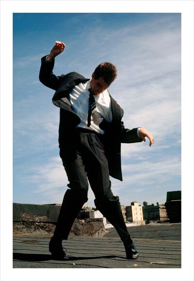 Robert Longo, 'Untitled (Men in the Cities - 5) ', 2005