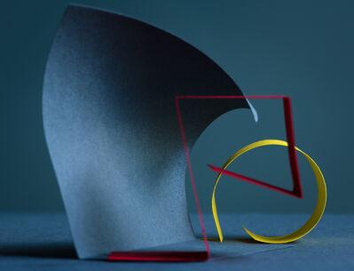 Ion Zupcu, 'Etudes on Glass, November 1, 2019', 2020