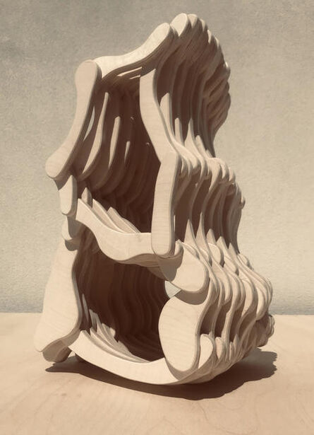 David Baird, 'Living Stones #10', 2020