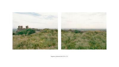 Bleda Y Rosa, 'Sagunto, primavera del 219 a J.C. (Seria Campos de batalia. España 1994-1996)', 1999