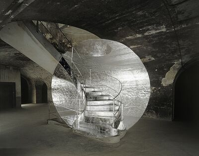 Georges Rousse, 'Reims', 2012