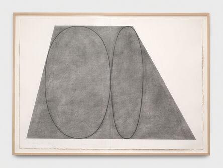 Robert Mangold (b. 1937), 'Plane / Figure', 1992