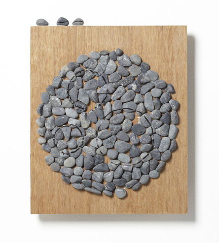 Kishio Suga, 'Circular Accumulation of Stones', 2001