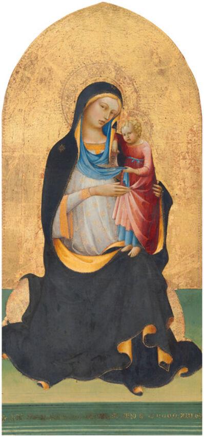 Lorenzo Monaco, 'Madonna and Child', 1413