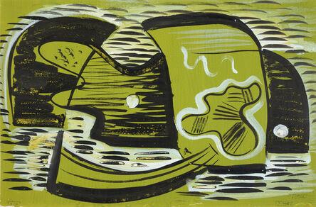 Werner Drewes, 'Composition A131', 1942