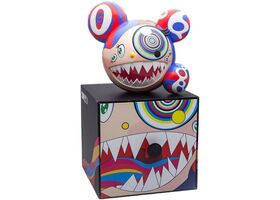 Takashi Murakami, 'TAKASHI MURAKAMI X COMPLEXCON MR. DOB (Red and Blue), 2016', 2016