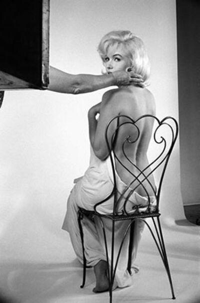 Eve Arnold, 'Marilyn Monroe, studio sessions, Los Angeles, California', 1960