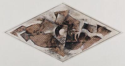 Robert Marc, 'Cubist Composition', ca. 20