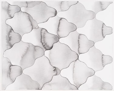 The Dufala Brothers, 'Small Coal Wash Wave Pattern', 2020
