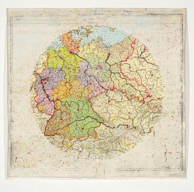 Gerhard Marx, 'Feral Map', 2015