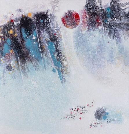 Hu Chi-Chung 胡奇中, 'Painting 7302', 1973
