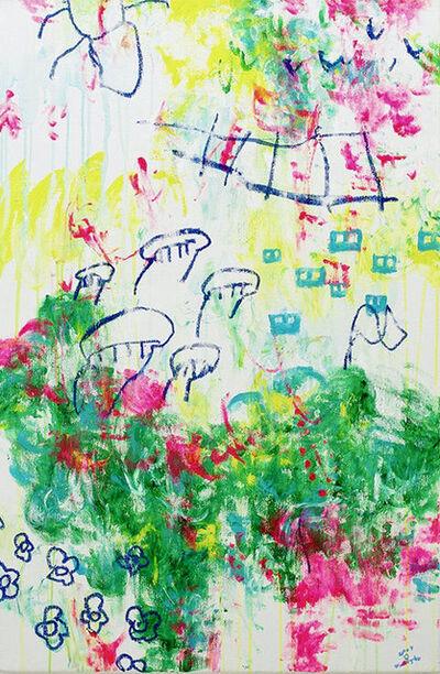 Ayako Rokkaku, 'Untitled (ARP09-030A)', 2009