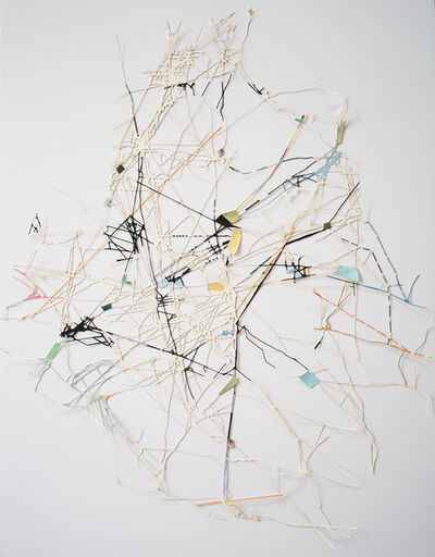 Adriane Colburn, 'Fracklines', 2017