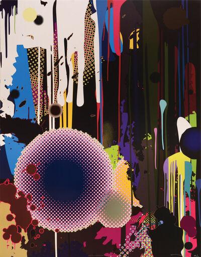 Takashi Murakami, 'Davy Jones' Tear', 2008
