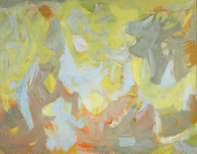 Yvonne Thomas, 'Transcendence', 1954