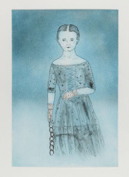 Kiki Smith, 'Emily B. (Girl with Chain)', 1999