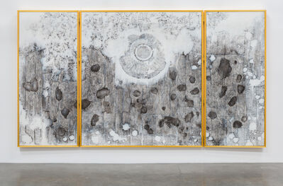 Nadia Kaabi-Linke, 'Altarpiece', 2015