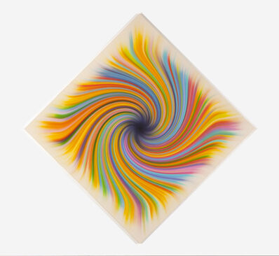 Tim Bavington, 'Experienced (Spiral) ', 2013