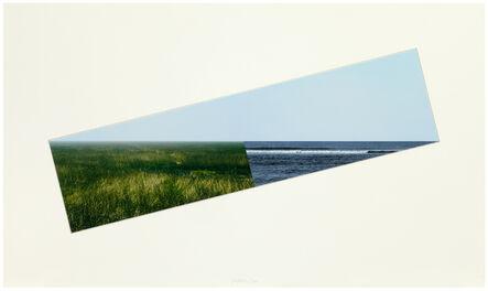 Jan Dibbets, 'Land - Sea Horizon (c)', 2011